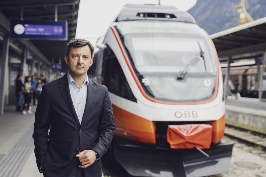 Martin Staudinger / Öffentlicher Verkehr / ÖBB / Montafonerbahn / Zug / Bahn