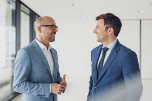 Michael Ritsch und Martin Staudinger
